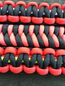 Manchester United Paracord Bracelet
